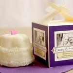 Wedding pop with box