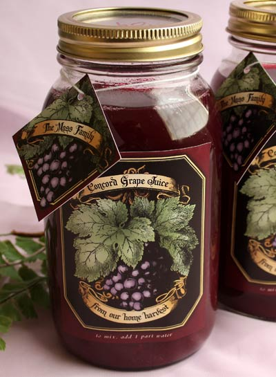 Grape Juice Evermine Occasions
