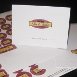 save the date note cards