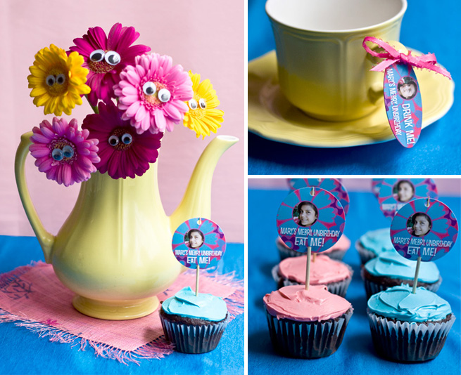 Google image result for for Alice in wonderland tea party decoration ideas