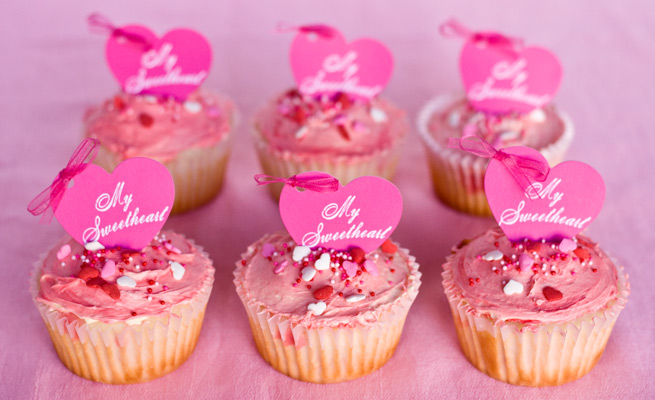 Sweetheart Cupcakes — Evermine Blog