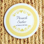 Celebrating Passover from My Own Ideas blog #jewish #passover #party #celebration #coaster