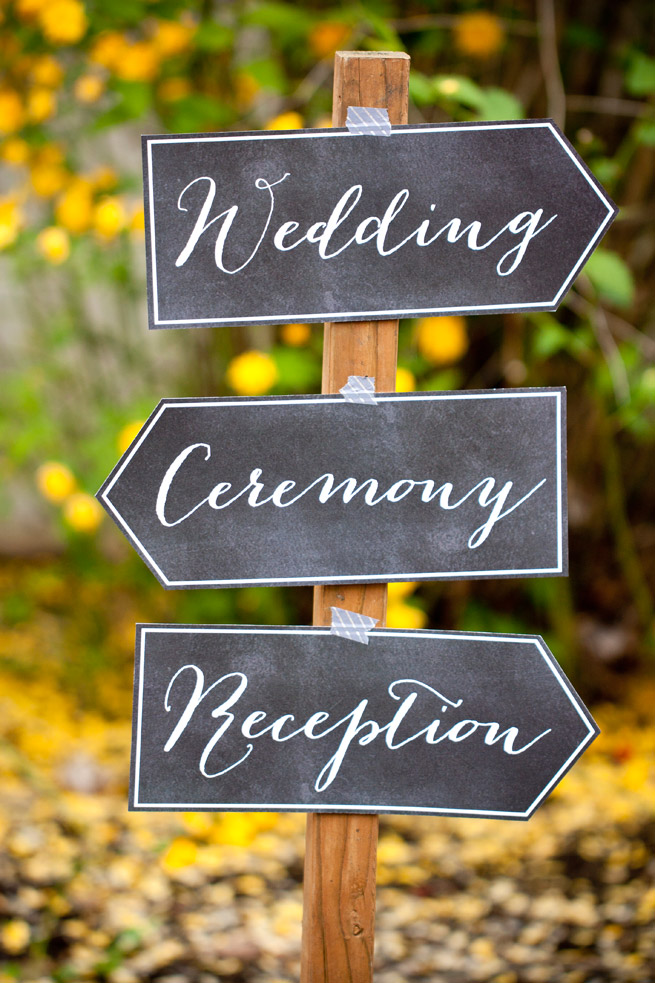 Diy wedding printables download and print for free evermine blog for Printable chalkboard signs