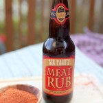 Beer Bottle BBQ Spice Rub from My Own Ideas blog