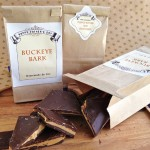 Buckeye Bark recipe from My Own Ideas blog #fathersday #homemade #gift