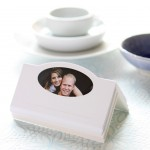 Photo place cards from Evermine.com