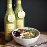 Creamy Avocado Dressing from My Own Ideas blog #recipe #homemade #salad #summer