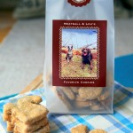 Squirrely Dog Cookies from My Own Ideas blog #recipe #pet #homemade #gift
