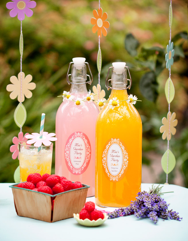 Spring Tea Party Food Ideas