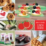 Back To School Lunch & Snack Recipes from My Own Ideas blog
