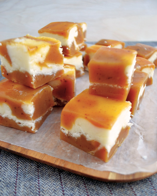 Homemade Milk Caramels from My Own Ideas blog #recipe #dessert #gift