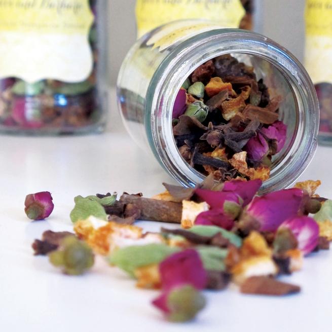 Havdallah Spice Blend Favors #wedding #favor #label #jar #personalized