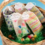 How to make DIY Easter gift bags for your friends and family
