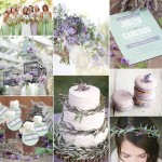 Casual Celebration Inspiration Board #mint #lavender #sage #lilac #purple #green #wedding #weddingcolor