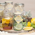 Sweet Tea Wedding Favors