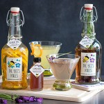 Saturday Sips! The Bee's Knees with Orange and Lavender-Infused Gin