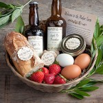 Farm to Table Wedding Welcome Basket