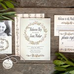 Sweet Rose Wedding Invitations and Stationery
