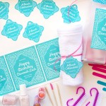 DIY Manicure Kit Favors