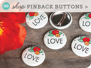 http://www.evermine.com/wedding_buttons/