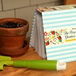 DIY Seed Organizer with Personalized Labels from Evermine {www.evermine.com}