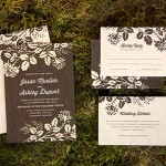 Woodland Bliss Wedding Stationery