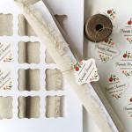 DIY Mini Picnic Blanket Favors   The Evermine Blog   www.evermine.com