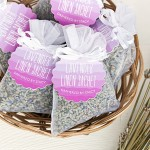 English Lavender Linen Sachets