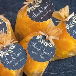 Three $1 Candy Wedding Favor Ideas