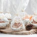 Fall Wedding Favor: Caramel Apple Cookie Cups | The Evermine Blog | www.evermine.com