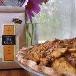 Perfect Pie Crust: Vegan and Gluten Free | Evermine Blog | www.evermine.com