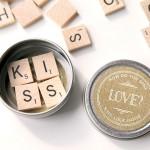 DIY Scrabble Magnets | Evermine Blog | www.evermine.com
