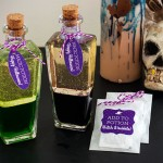 Magic Potion Bottles for Halloween | Evermine Blog | www.evermine.com
