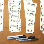 Party Starters – Baby Shower Badges, Birthday Bash Badges | Evermine Blog | www.evermine.com