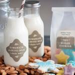 Homemade Almond Milk {Recipe} | Evermine Blog | www.evermine.com