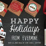 A Holiday Blog Break | Evermine Blog | www.evermine.com