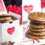 Espresso Chocolate Chip Brownie Cookies Recipe for Valentine's Day | Evermine Blog | www.evermine.com