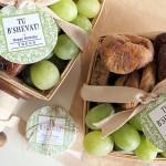 Tu B'Shevat Fruit Baskets | Evermine Blog | www.evermine.com