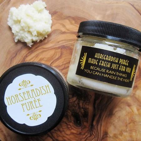 Horseradish Puree | Evermine Blog | www.evermine.com