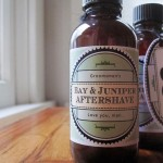 DIY Groomsmen's Aftershave Favors | Evermine Blog | www.evermine.com