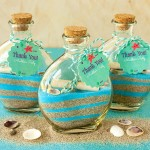 Message in a Bottle Party Favors | Evermine Blog | www.evermine.com