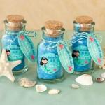 DIY Mermaid Bath Salts | Evermine Blog | www.evermine.com #gift #handmade