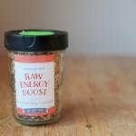 Healthy Recipe: Raw Energy Boost | Evermine Blog | www.evermine.com