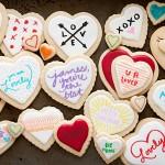 Valentine's Day Recipe: Heart to Heart Cookies   Evermine Blog   www.evermine.com