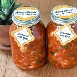 Homemade Kimchi Recipe | Evermine Blog | www.evermine.com