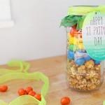 St. Patrick's Day Rainbow Treat Jars | Evermine Blog | www.evermine.com
