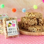 Peanut Butter & Honey Cereal Bars | Evermine Blog | www.evermine.com