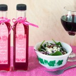 Raspberry and Rose Vinegar | Evermine Blog | www.evermine.com