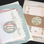 Bundled Invites, Two Ways | Evermine Blog | www.evermine.com