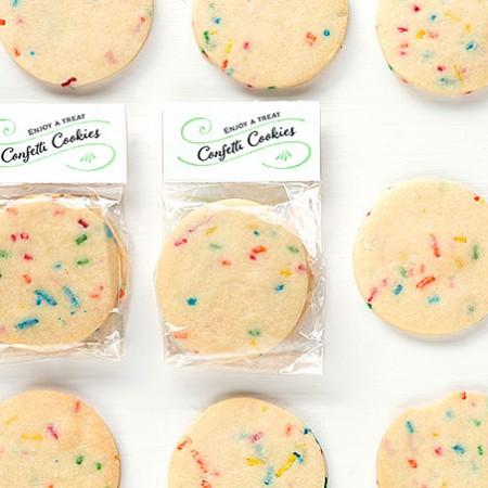 Confetti Cookies | Evermine Blog | www.evermine.com